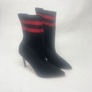 Ankle sock boots sz 7.5 NWT